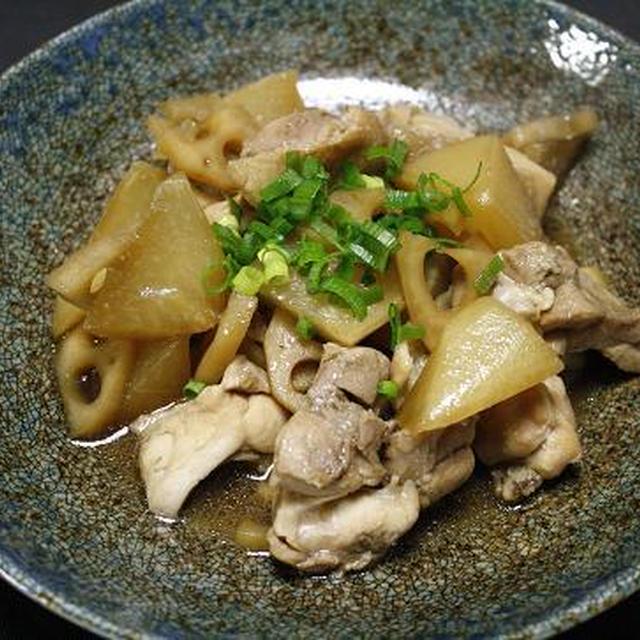 レシピ【根菜と鶏肉のほったらかし煮込み】 オイスターソースを使って