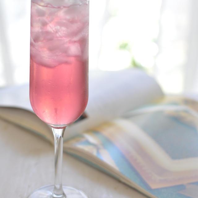 夏ばてに紫蘇ジュース