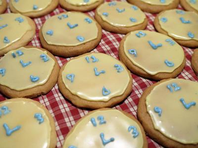 [勝さんの台所]◆卵不使用のさっくりほろほろアイシングクッキー◆