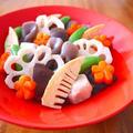 我が家のお煮しめ♪おせち料理に作りたい簡単おもてなしお正月レシピ。白だしで定番おせちをもっと手軽に! by みぃさん