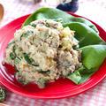 サバ缶ときゅうりのポテトサラダ【簡単高タンパクでダイエットにも】|レシピ・作り方
