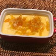 シフォンケーキで余った卵黄利用 ♡クレームブリュレ♡