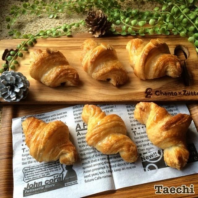 酵母 クロワッサン ミニ山型食パン