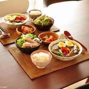 ≪栄養たっぷり!時短☆野菜ジュースを使ったレシピ≫と昨日の晩ごはん