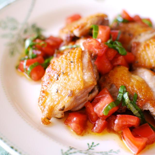 『簡単イタリアン!鶏のオレガノ風味』