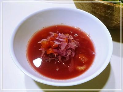 【Recipe:真っ赤なスープ】自分よりも相手に幸せになってほしいと思う気持ち。