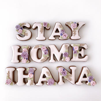 stay home♡