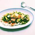 冷蔵庫にあるもので昼ごはん!野菜あんかけ丼の簡単レシピ by 伊賀 るり子さん