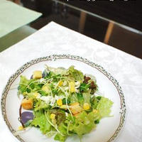 アンチョビソースのサラダ(レシピ付)