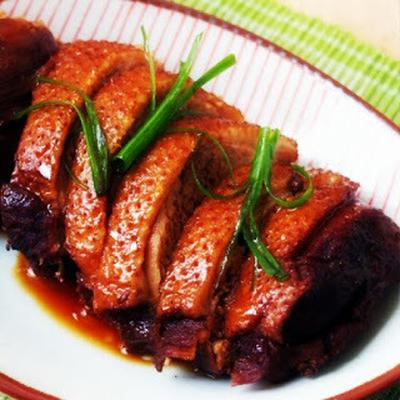 滷水鴨│アヒルの醤油煮