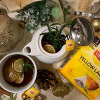 【レシピブログ】摘果レモンが映えるリプトン紅茶★千葉を応援