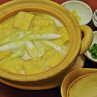 豆腐の利休煮