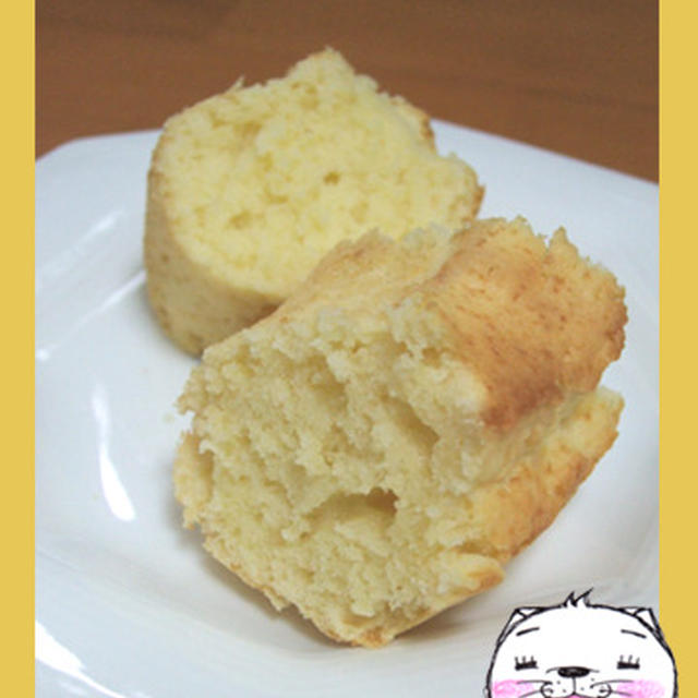 *メープルシロップケーキ*