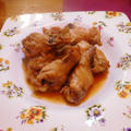 スパイス大使♪鶏手羽元のさっぱり煮