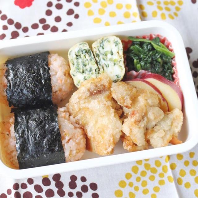 鮭フレークで簡単「オイルおにぎり」作り!冷凍ご飯にもオススメ