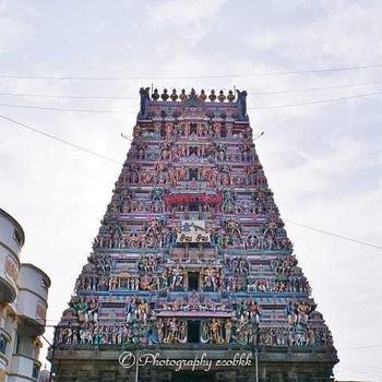 インド南部チェンナイ旅行の記録[1]寺院と大聖堂とホテルレビュー/Memory of Trip to South India[1]