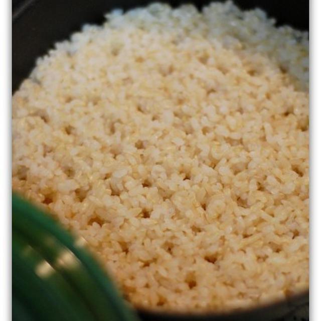 プチ・マクロビオティック!始めよう玄米生活♪
