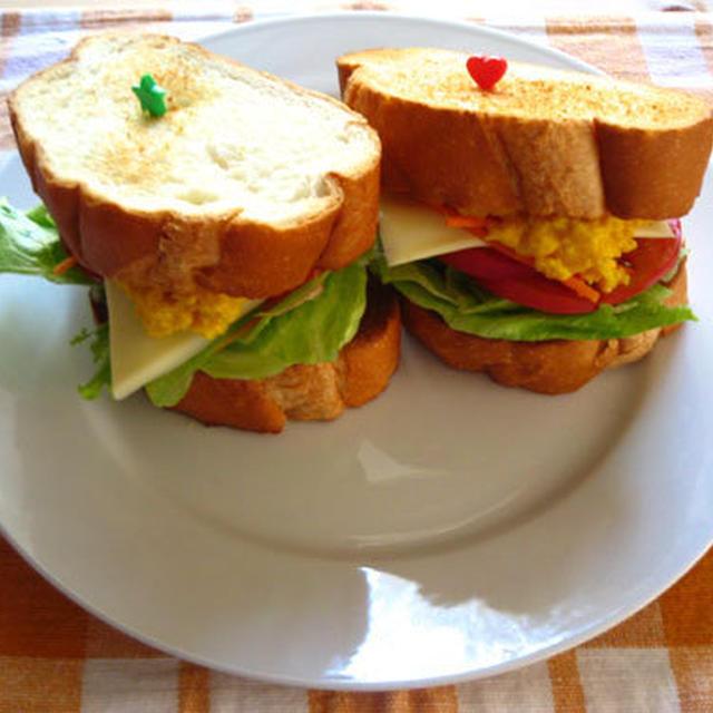 E.L.T サンドイッチ