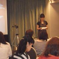 スパイスセミナー in 大阪 ハウス食品×レシピブログ  その3 かな姐さんのお料理デモと試食♪