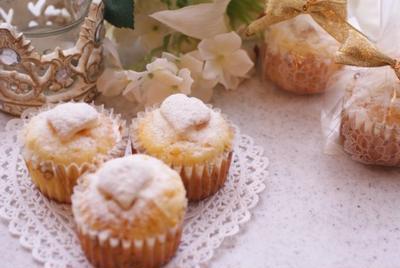 ホットケーキミックスde簡単マーマレードケーキ