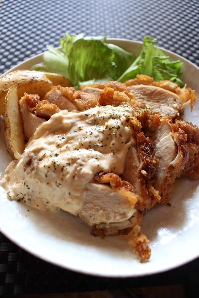 <簡単☆鶏むね肉で柔らかチキン南蛮> レシピ掲載のお知らせ