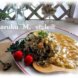あんかけ野菜チャーハン(低カロリー用)