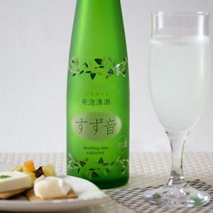 アルコール5%の甘酸っぱいシュワシュワの日本酒です。ワインのような味わいで、ほんのりと優しい麹の香り...