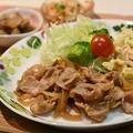 豚肉のソテー☆うまタレ
