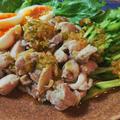 チキンライス最高一度はおいで。野菜が格別に旨いカオマンガイ(糖質制限)