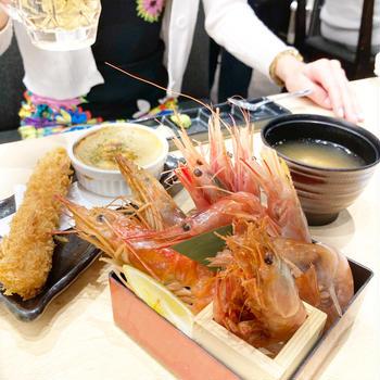 【海老とお寿司の食べ放題 】でフードロス対策!俺の魚を食ってみろ西新宿店