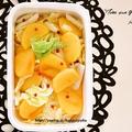 柿と白菜のマリネ by ジャカランダさん