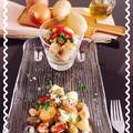 じゃがいもとタコのサラダ♡イタリア定番料理♡