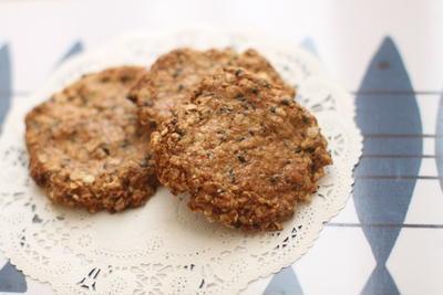 グルテンフリー&デイリーフリークッキー☆きんぴらごぼうクッキー