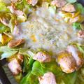 〈ホットプレートレシピ〉魅惑のハリッサ♪ チーズダッカルビ風