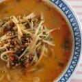 おうちで簡単!担々麺とちゃんぽん by 銀木さん