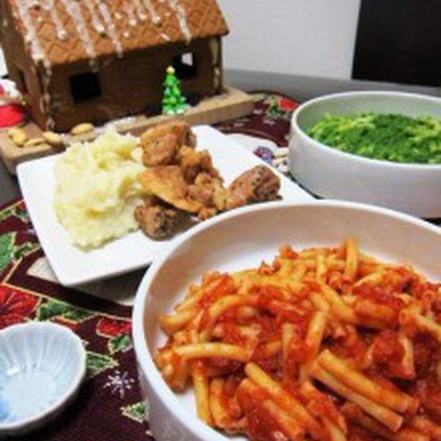 クリスマス料理&おかしのオウチの末路