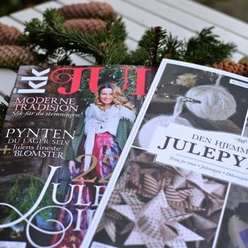 Weekend Inspiration #55 Christmas magazine 2015