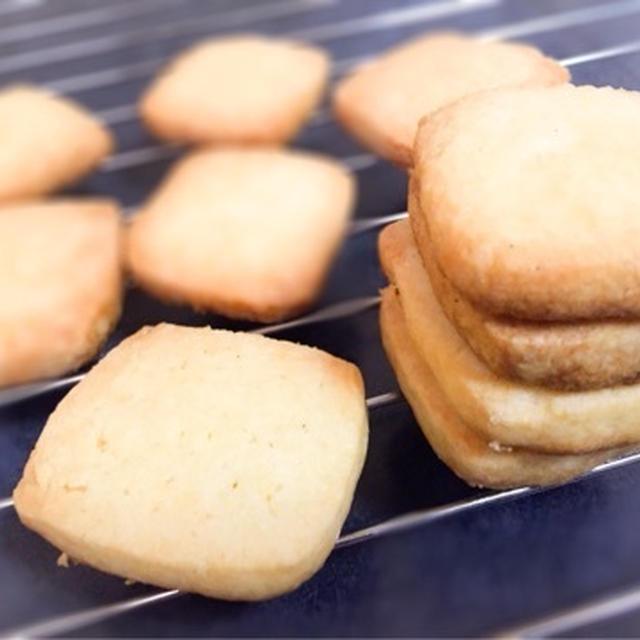 【サクサク】基本のクッキー。私の黄金比率(写真付きレシピ)
