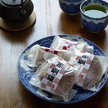 「筥崎小豆庵」のどら焼き