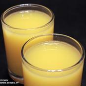 カルダモン香るオレンジゼリー
