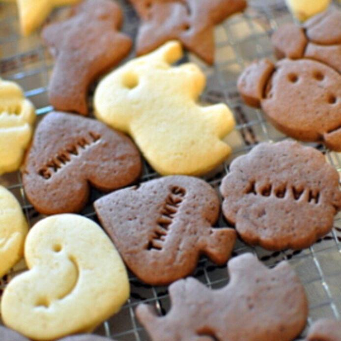 かわいいクッキーのレシピ28選♪ ギフトにぴったりなラッピング案も!の画像