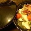 魚介と野菜のワイン蒸し風