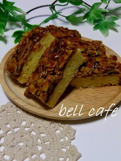 フロランタン風アーモンドケーキ