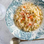 ズッキーニとトマトの和イタリアンご飯 クリンスイ×レシピブログ