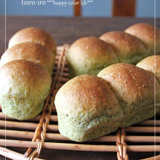小松菜のパン