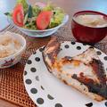 夏にオススメ魚レシピ♡夕食に魚が増えた理由と食育とか。