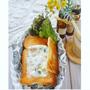 秋冬に人気のアレにひと工夫!「#棺桶パン」が簡単おいしそう♪