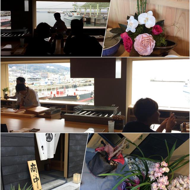 淡路市岩屋にリニューアルオープンした源平さんへ