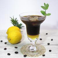レモンティーのような、爽やかなコーヒー。『レモンハニーコーヒー』