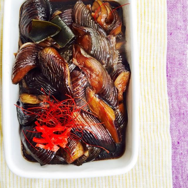 茄子のうま煮